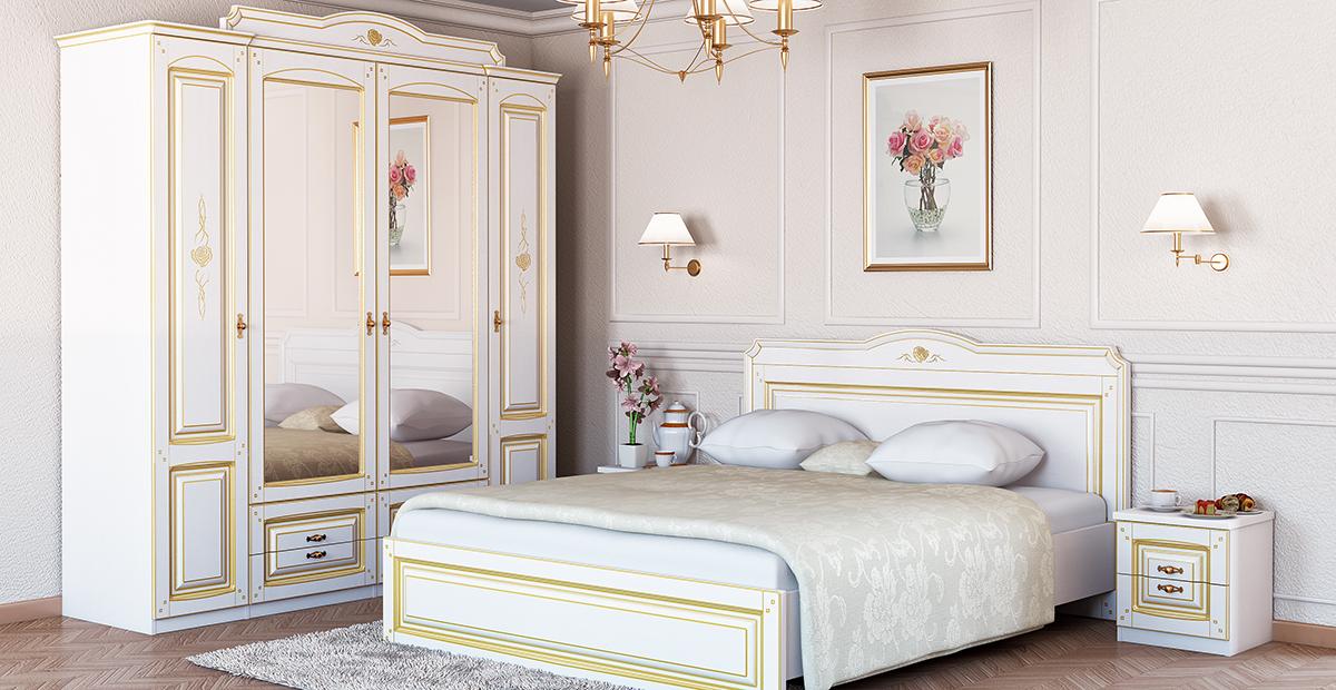 купить спальню роза мебель неман в минске